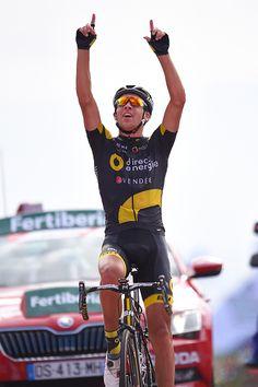 Lilian Calmejane wins Stage 4 Vuelta a Espana / Tim de Waele