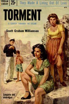 Torment (Original Title: A Convoy Through the Dream)