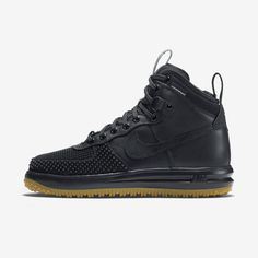 Vanquish The Rain In Nike's Fully Waterproof Lunar Force 1 Duckboot