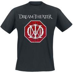Logo - Dream Theater - T-paita, koko M Dream Theater, Logos, Mens Tops, T Shirt, Music, Fashion, Supreme T Shirt, Musica, Moda