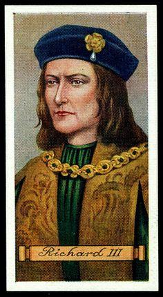 Cigarette Card - King Richard III | Flickr - Photo Sharing!