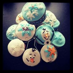 Frozen cakejes