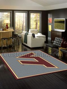 College Rugs And Mats