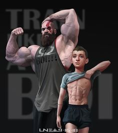 """What is your favorite Gym workout? """"Train like a god !"""" By Ronnie Wang . Fitness Tips, Fitness Models, Fitness Motivation, Gym Fitness, Bodybuilding, Arnold Schwarzenegger, Video Image, Gym Girls, God Of War"""