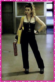 Les adultes années 80 Shell Veste /& Pantalon lilas Costume 80 S Rétro robe fantaisie