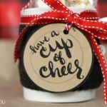 DIY Hot Chocolate Gift Idea and Free Printable