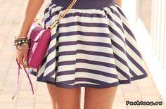 Юбки: выше колена / юбки до колен