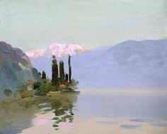 Lake Como. Italy,   Bato Dugarzhapov