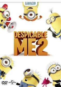 Despicable Me 2 (written by Cinco Paul & Ken Daurio, directed by Pierre Coffin & Chris Renaud) Lucy Wilde, Movies Showing, Movies And Tv Shows, Pierre Coffin, Illumination Entertainment, Despicable Me 3, Movie Sites, Steve Carell, Romance