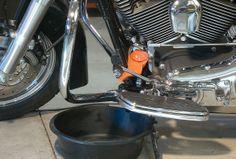 #960 Greg's Drip-free Oil Filter Funnel