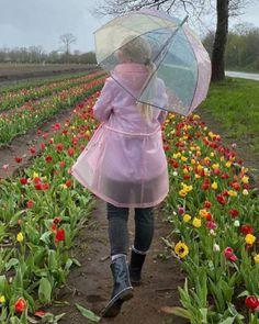 Pink Raincoat, Plastic Raincoat, Plastic Mac, Pink Plastic, Rain Wear, Rainy Days, Ruffle Blouse, Macs, Latex