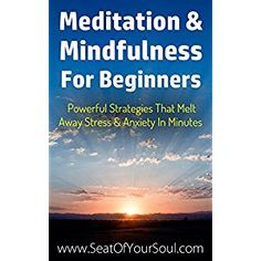 #Book Review of #MeditationAndMindfulnessForBeginners from #ReadersFavorite - https://readersfavorite.com/book-review/meditation-and-mindfulness-for-beginners  Reviewed by Carla Trueheart for Readers' Favorite  Meditation & Mindfulness for Beginners: Powerful Strategies That Melt Away Stress & Anxiety in Minutes covers many of the basics for those starting with a meditation practice. Here the reader will find answers to their urgent questions on the subject, such as wh...