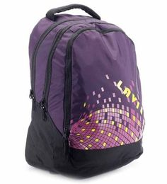 Lavie Chic 4 Backpack (Purple)