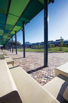 Jacaranda Square by ASPECT Studios