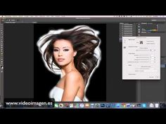 Photoshop Tutorial: Como quitar el fondo a una imagen con Photoshop CS6|How to remove the background - YouTube