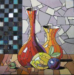 Amazing Mosaics Perth, Animal Mosaics, Fruit Mosaics, Tiled Art, Paintings