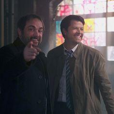 Mark & Misha