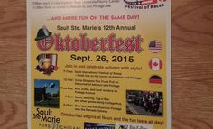 MTM On The Road: Oktoberfest in Downtown Sault Ste. Marie - Northern Michigan's News Leader