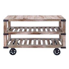 Dinan Console Cart