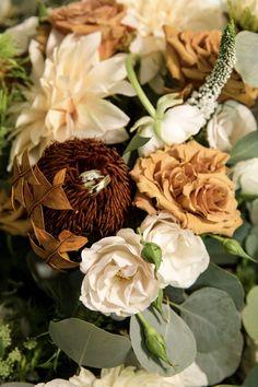 Thainara + Jose's Boho French Inspired Wedding Rich in Soft Earthy Hues | Dreamery Events