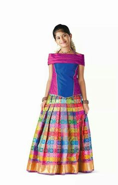 26c737b2379b43 Girls Wear15 - RmKV Silks