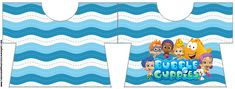 Bubble Guppies, Free Printable Invitations, Free Printables, Oh My Fiesta, Guppy, Blogger Templates, Valance Curtains, Bubbles, Ideas