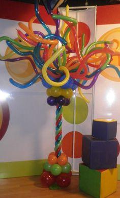splash!! Love this! Colorful & fun!