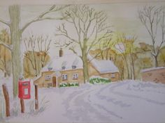 Winter by James Ansell