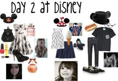"""""""Day 2 at Disney"""" by livi-horan-1d on Polyvore"""