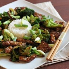 Spice up a boring Beef and Broccoli with the MONGOLIAN BOSS SAUCE! #foodgawker
