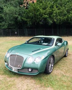 Bentley Continental GT Zagato