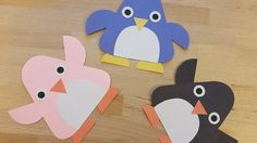 Visit craftypammy.com to create a Little Penguin Craft based on Emma Dodd's Picture Book: I Am Small