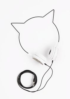 Leopard Cat-Titude Headphones   rue21