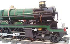 LEGO steam engine