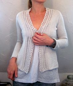 Grasflecken: knitting