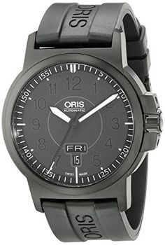 online shopping for Oris Men's Sportsman Day Date Black DLC Case Rubber Strap Watch from top store. See new offer for Oris Men's Sportsman Day Date Black DLC Case Rubber Strap Watch G Shock Men, Mens Outdoor Clothing, Luxury Watches For Men, Black Stainless Steel, Rolex Watches, Wrist Watches, Outdoor Outfit, Watches Online, Sport Watches