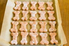 Italian Style Dog Biscuits