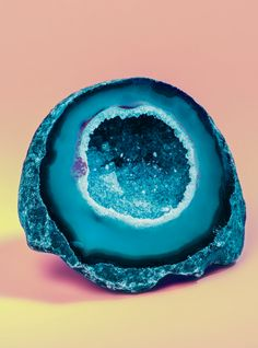 You Can DIY The Geode-Inspired Soaps Taking Over Your Instagram Feed #refinery29  http://www.refinery29.com/2016/11/129423/gemstone-inspired-soap-do-it-yourself
