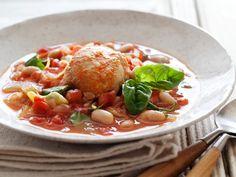 Bobby Deen's Healthy Mediterranean Chicken Stew #comfortfoodfeast