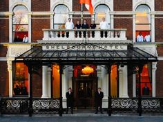 """The Best Hotels in Ireland, according to Conde Nast. The list includes the Shelbourne in Dublin, the Hayfield Manor Hotel and Dromoland Castle, the three hotels included in Tauck Tours' """"A Week in Ireland"""" 2016 Itinerary. Ireland Vacation, Ireland Travel, Shelbourne Hotel Dublin, Dublin Hotels, Renaissance Hotel, Beste Hotels, Dublin City, Europe, Business Travel"""