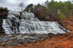 Larkwood Falls - Cullman, Alabama Made lots of trips and pictures at these falls