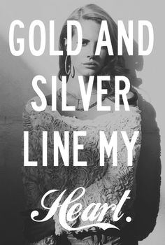 Gold and silver line my heart / But burned into my brain are these stolen images