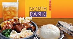 Ultimate Noodles, Taipao and Iced Tea at North Park!