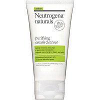 Neutrogena Naturals Purifing Cream Cleanser