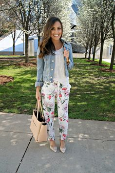 Sequins Are A Girl's Best Friend - Florals In Bloom