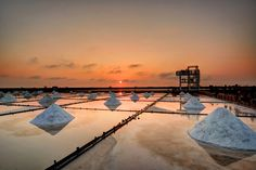 "Salt Mountain ""Tainan,Taiwan"" by J Lin on 500px"