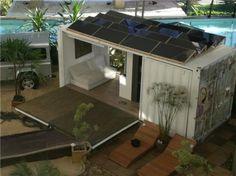 História e Arquitetura: Casas em Contêineres – Alternativa econômica e sustentável para moradias