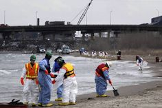 BP oil spill Lake Michigan near Chicago