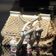 Dolce & Gabanna. #Shoes