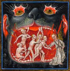 La bouche de l'Enfer 4, Les heures de Catherine de Clèves